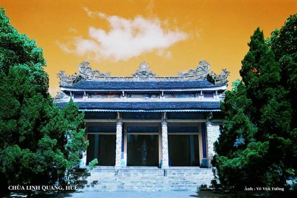Chùa Linh Quang – Ngôi Chùa Mang Nhiều Dấu Ấn Phật Giáo Huế