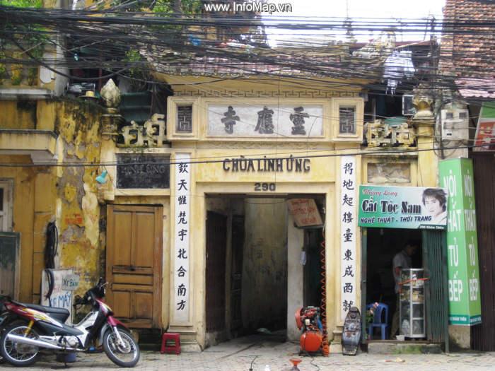 Chùa Linh Ứng