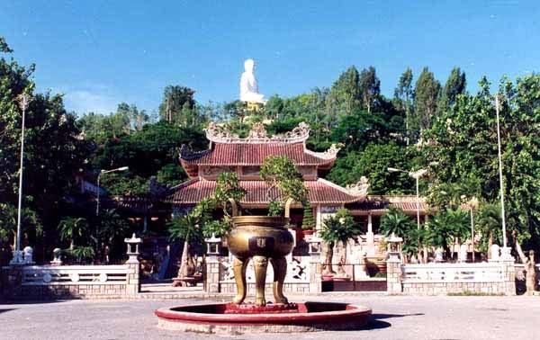 Toàn cảnh chùa