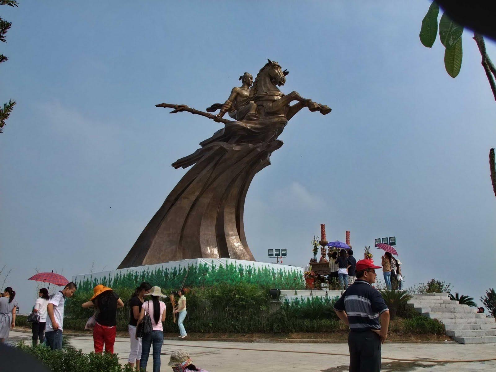Toàn Quốc Thuê xe lễ hội đi đền Gióng
