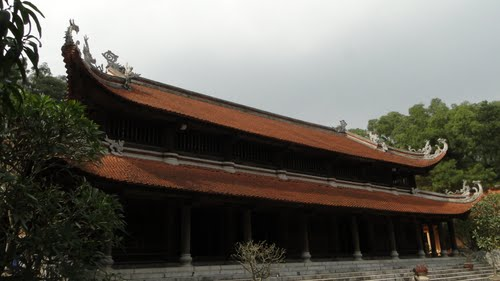 Chùa Non Nước (Sóc Sơn - Hà Nội)