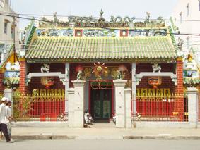 Chùa Ông - Quảng Triệu Hội Quán