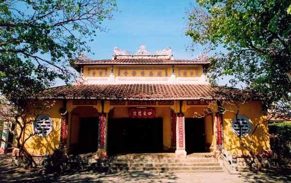 Chùa Phật học Bình Thuận