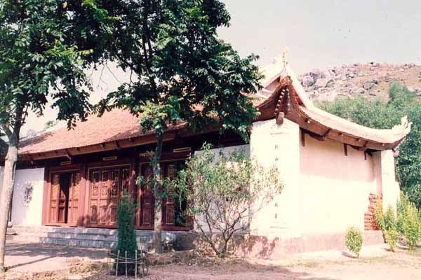 Chùa Phật Tích (kiến trúc 1991)