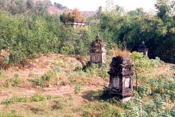 Vườn tháp