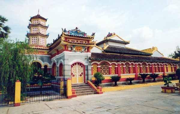 Chùa Tam Bảo - 2003