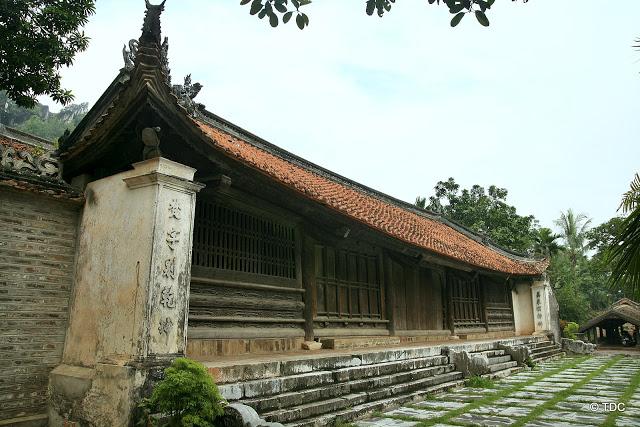 kiến trúc cổ trong chùa