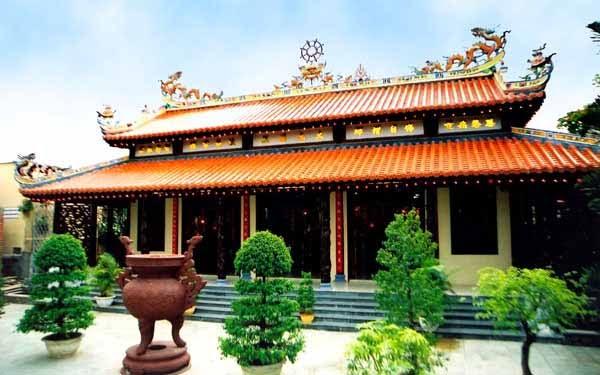 Chùa Thiên Minh