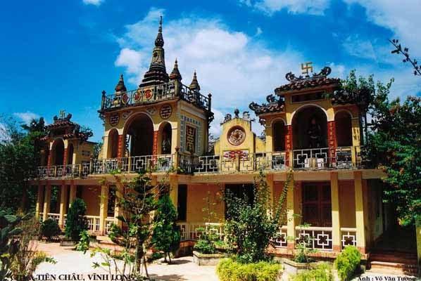 Hiện nay quy mô chùa vẫn giữ được nguyên vẹn với bốn nóc: tiền đường, chánh điện, trung đường và hậu tổ