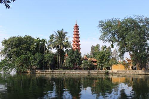 Vườn Tháp Tổ