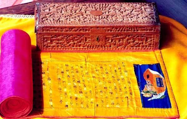 Kinh Kim Cương, dài 1.150 met, rộng 0,245 met, có từ triều Tây Sơn