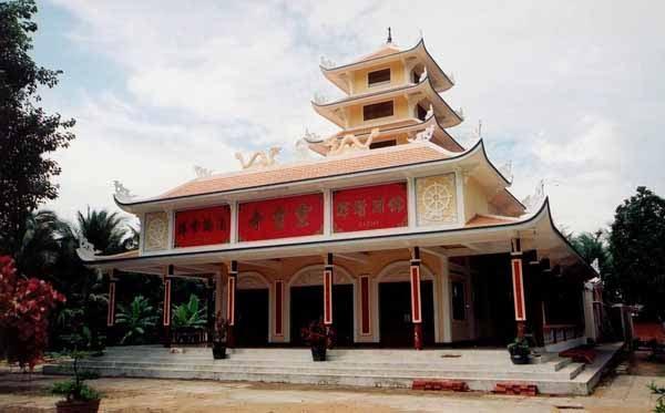 Chùa Tuyên Linh - 2003