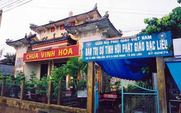 Chùa Vĩnh Hòa