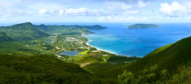Thời gian thích hợp đến Côn Đảo vào khoảng tháng 3-9 và tháng 10-2 hàng năm