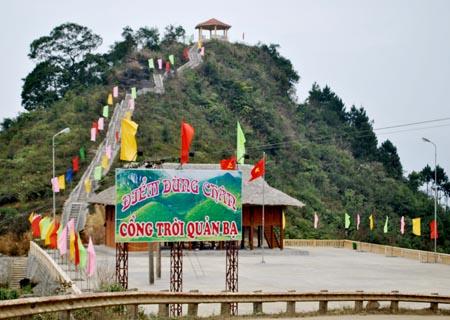 Cổng trời Quản Bạ - Điểm du lịch Hấp dãn ở Hà Giang