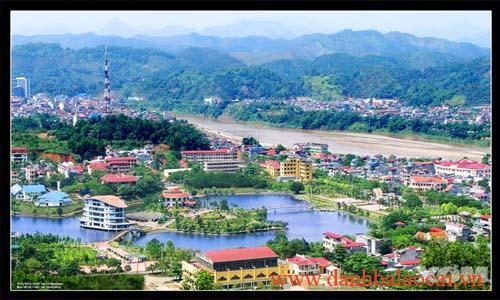 Công viên Nhạc Sơn Lào cai
