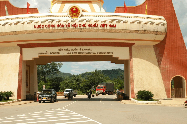 Khu thương mại Lao Bảo