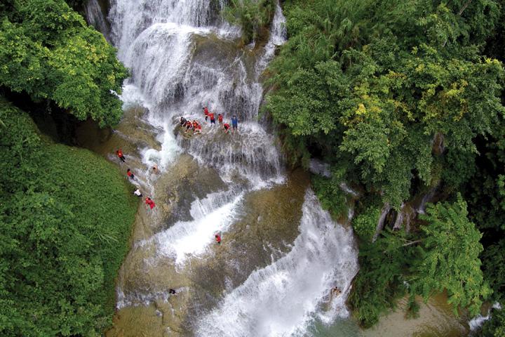 Khu du lịch Cửu Thác Tú Sơn