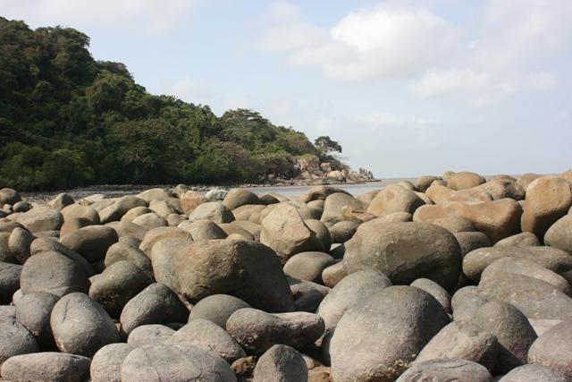 Điểm du lịch Cà Mau hấp dẫn: Đảo hòn Khoai