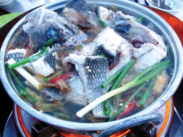 Đặc sản đảo lý sơn - Cá tà ma