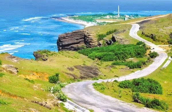 Bạn có thể chụp được những bức ảnh đẹp ở bất kỳ chỗ nào trên đảo.