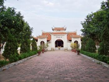  Văn chỉ đền Đô