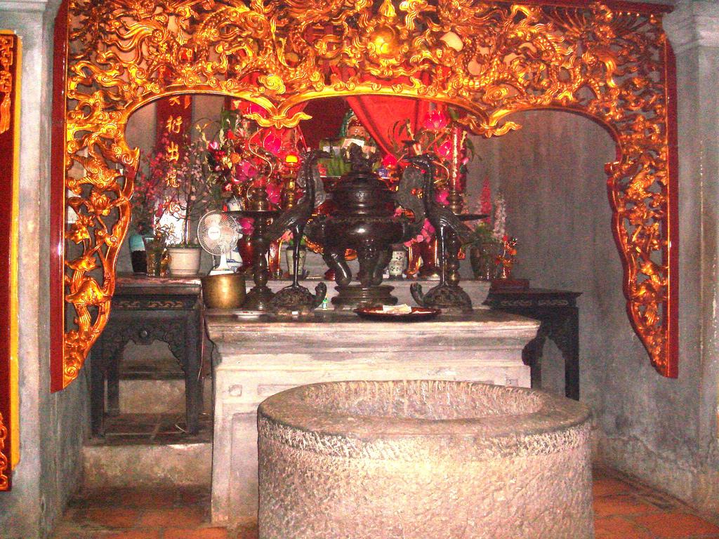 Đền Giếng Phú Thọ