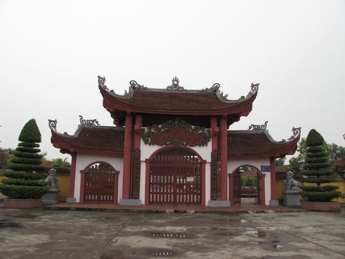 Đền liệt sỹ quận Hồng Bàng