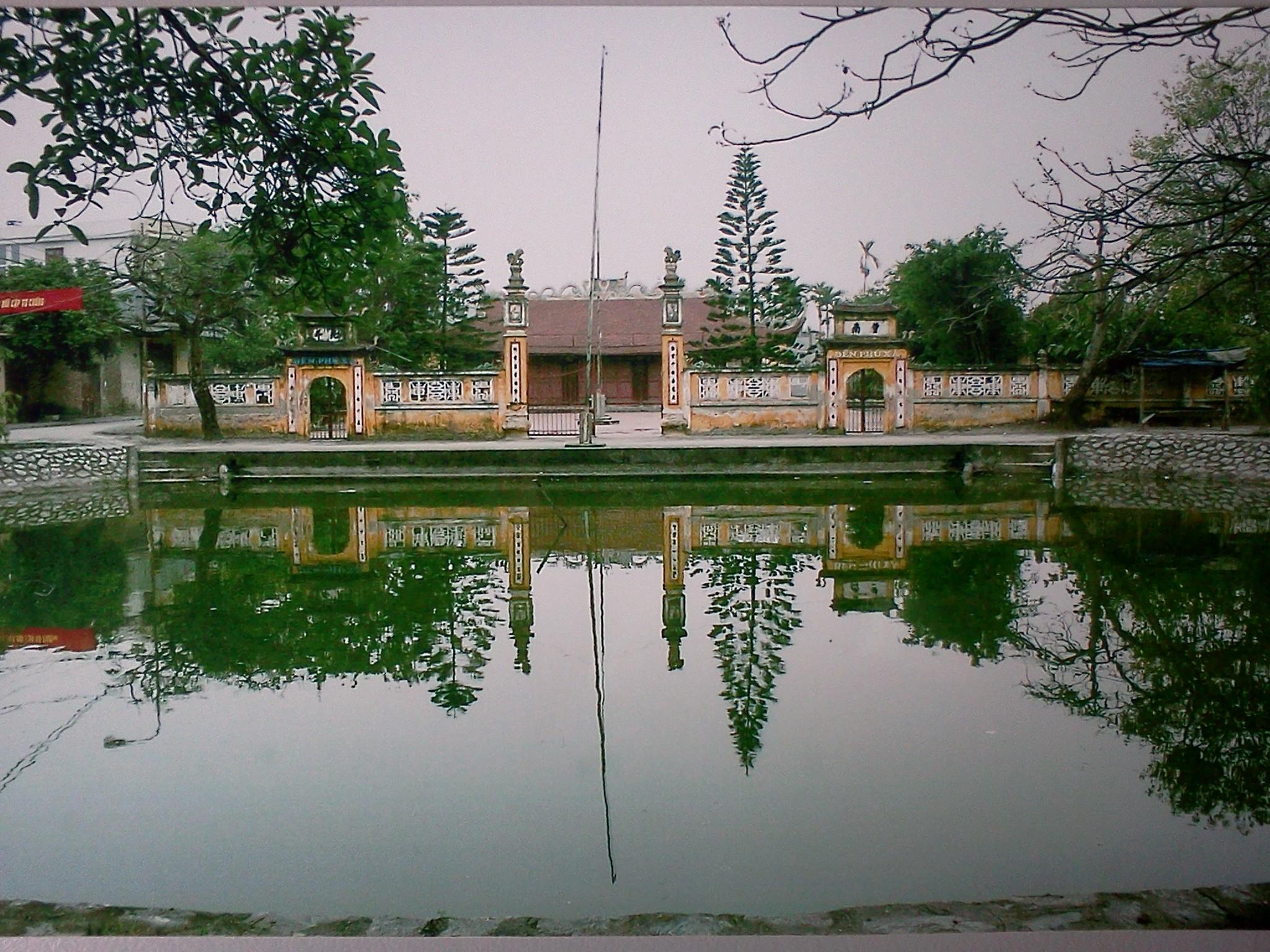 Đền Phú Xá