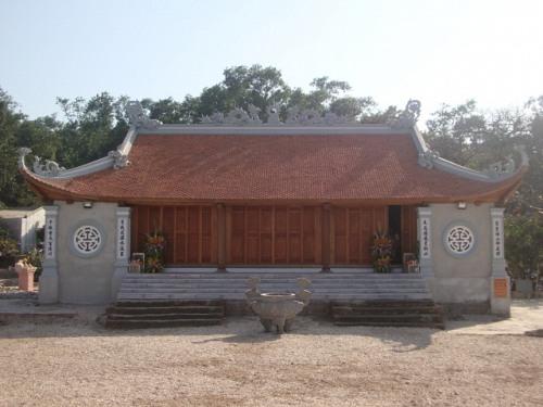 Đền thờ Nam Hải Đại Thần vương