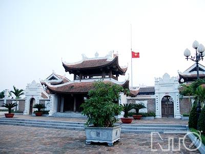 Đền Vua Quang Trung