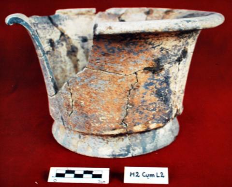 Di tích khảo cổ Gò Ô Chùa