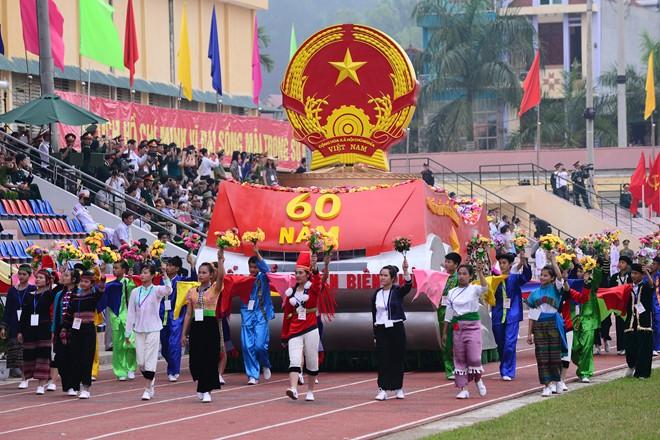 Lễ kỷ niệm chiến thắng Điện Biên Phủ