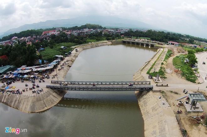 Cầu Mường Thanh - Điểm đến hấp dẫn Điện Biên.