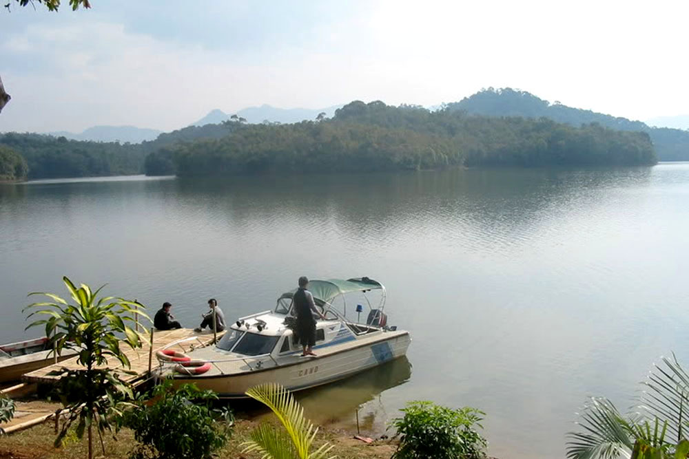 Hồ Pá Khoang - Điểm du lịch hấp dẫn Điện Biên