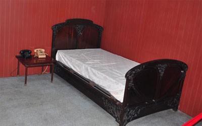 Phòng ngủ của tổng thống Việt Nam cộng hòa