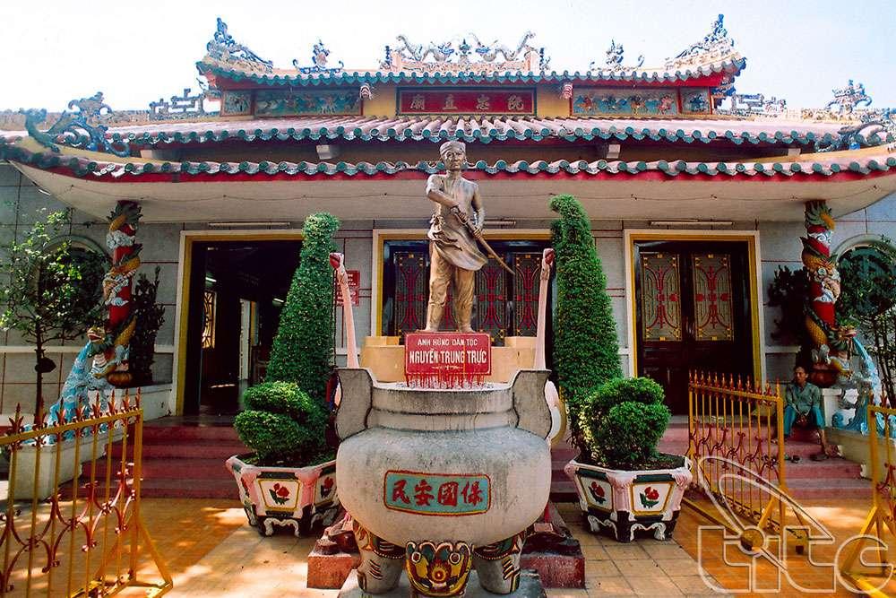 Đình Nguyễn Trung Trực