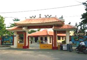 Khu di tích Đình Thắng Tam