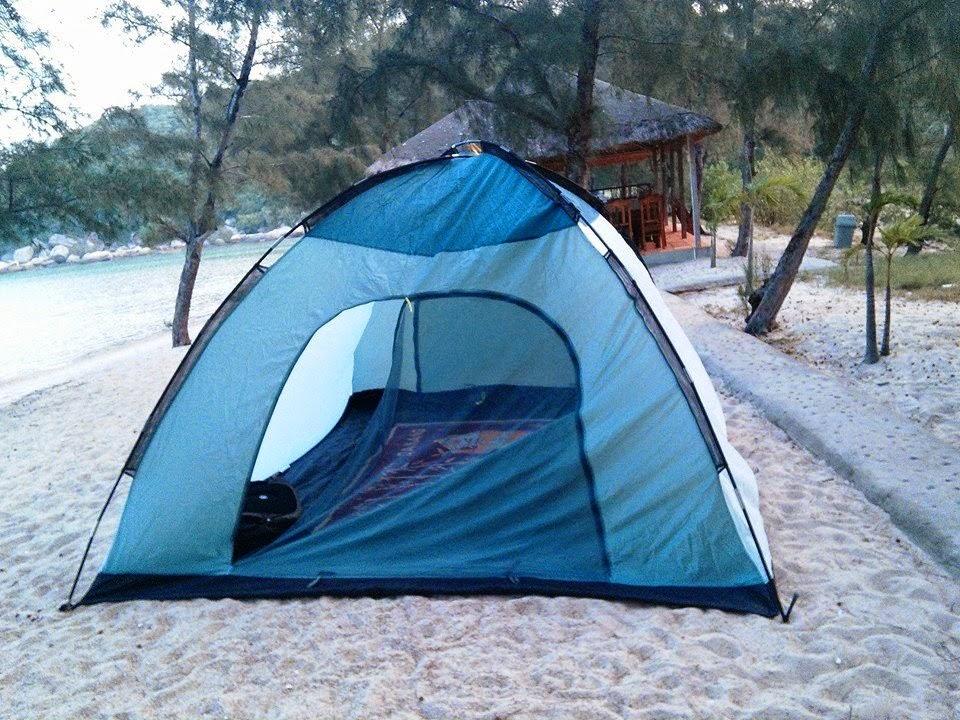 Cắm trại ở Dốc Lết
