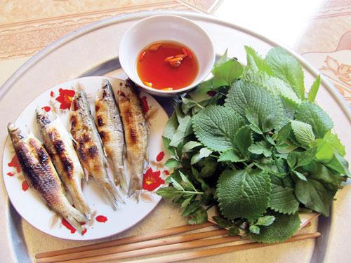 Món ngon Đồng Hới, Quảng Bình: Mắm lẹp.