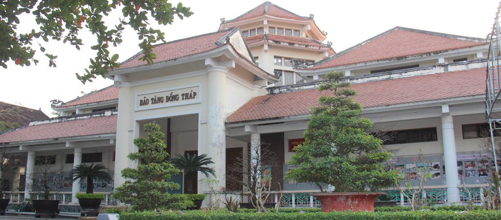 Điểm du lịch hấp dẫn: Bảo tàng Đồng Tháp