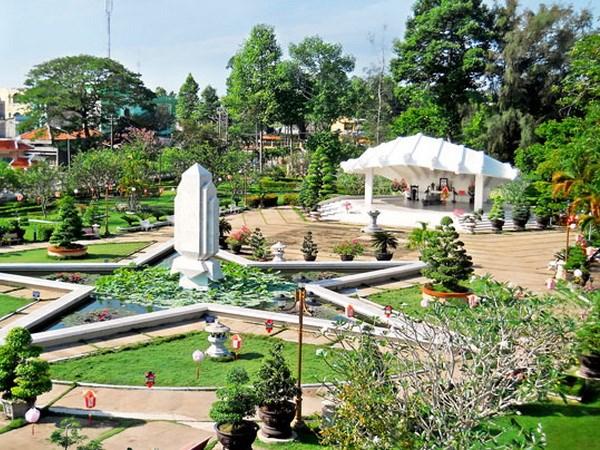 Điểm du lịch hấp dẫn: Khu di tích cụ Phó bảng Nguyễn Sinh Sắc