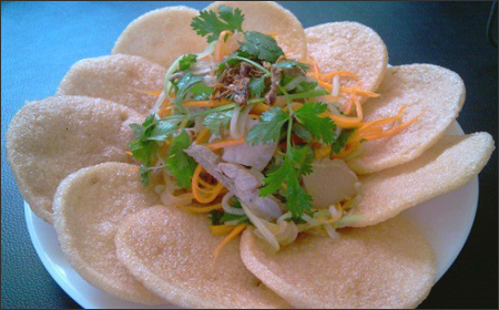 Món ngon ở Đồng Tháp: Bánh phồng tôm Sa Giang