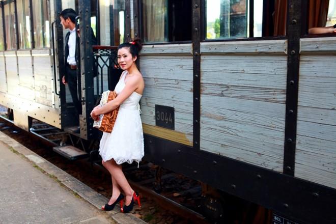 Ga xe lửa cổ nhất Đông Dương ở Đà Lạt