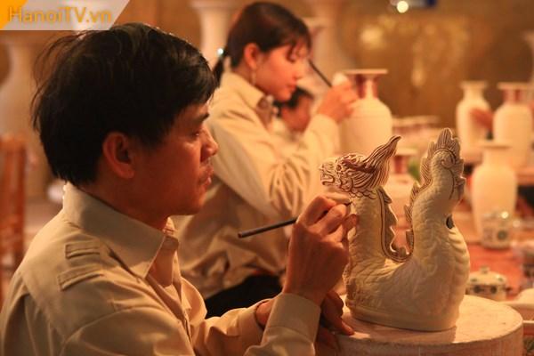 Ngày nay những tinh hoa văn hóa của gốm Chu Đậu cổ đã được kết tinh trong sản phẩm gốm Chu Đậu hiện đại