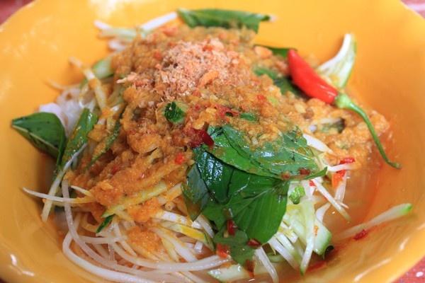 Bún Kèn-món ăn đặc trưng trong nền ẩm thực miền Tây