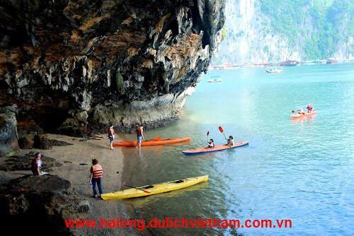 Hang Bồ Nâu - Vịnh Hạ Long