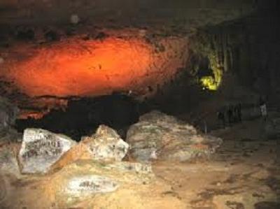 Hang Trống - hang Trinh Nữ