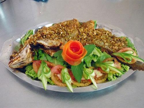 Món ngon ở Hậu Giang: Cá thát lát