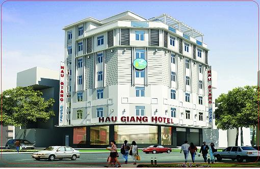 Khách sạn ở Hậu Giang